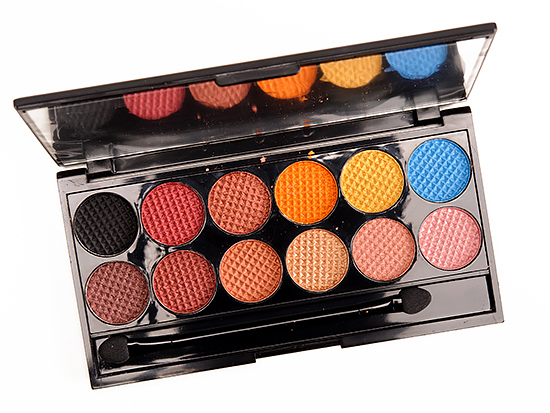 Sleek Makeup Sunset i-Divine Palette