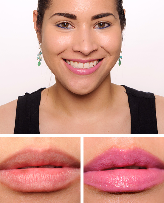 Too Faced Razzle Dazzle Rose La Creme Lipstick