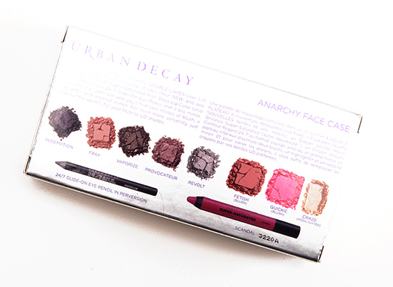 Urban Decay Anarchy Face Case