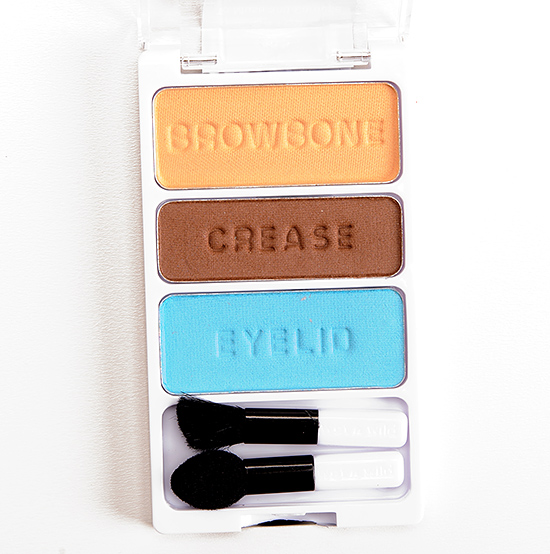 Wet 'n' Wild To Muse and Carouse Color Icon Eyeshadow Trio