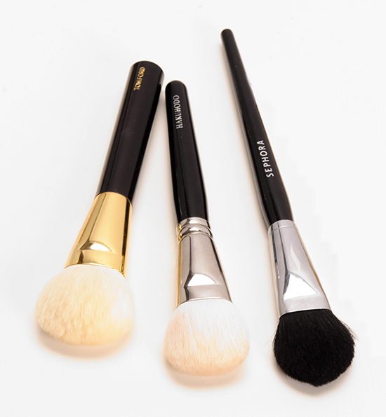 Must-Have Blush Brushes