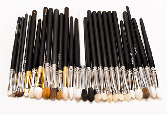 Must-Have Eye Brushes