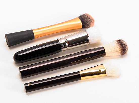 Must-Have Foundation Brushes