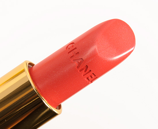 Chanel Etonnante (131) Rouge Allure Lipstick