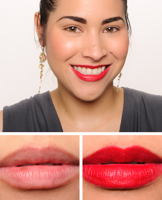 Chanel La Precieuse (317) Rouge Allure Velvet Matte Lipstick