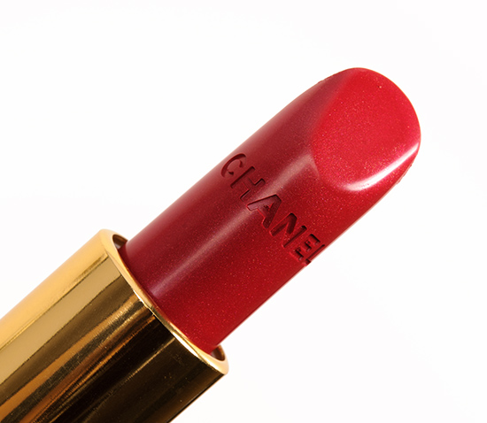 Chanel Audacieuse (134) Rouge Allure Luminous Intense Lip Colour