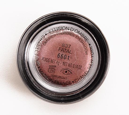 Chanel Fatal (837) Illusion d'Ombre Long-Wear Eyeshadow