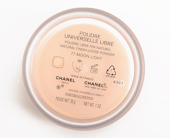 Chanel Moon Light Natural Finish Loose Powder