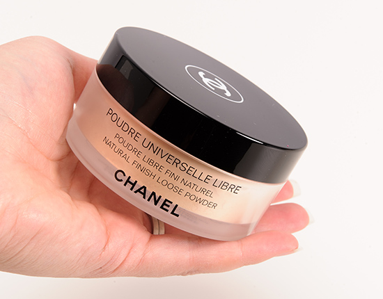 Chanel Moon Light Natural Finish Loose Powder