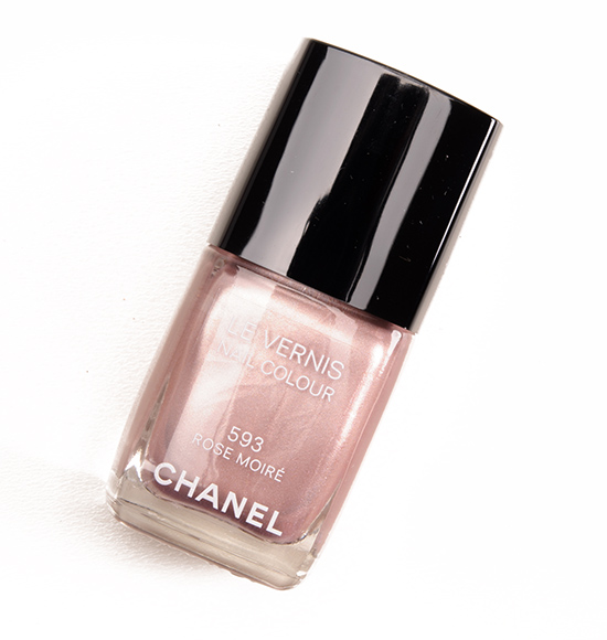 Chanel Rose Moire Le Vernis