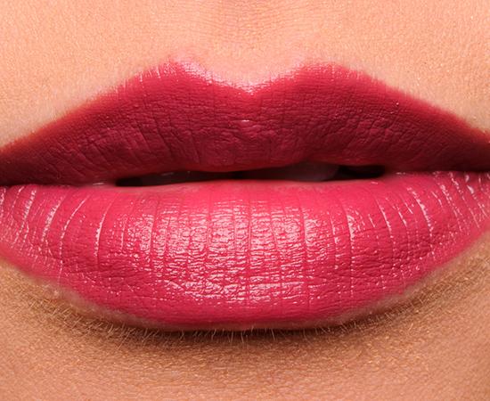 Givenchy Violine Precieux (312) Le Rouge Sensuously Matte Lipstick