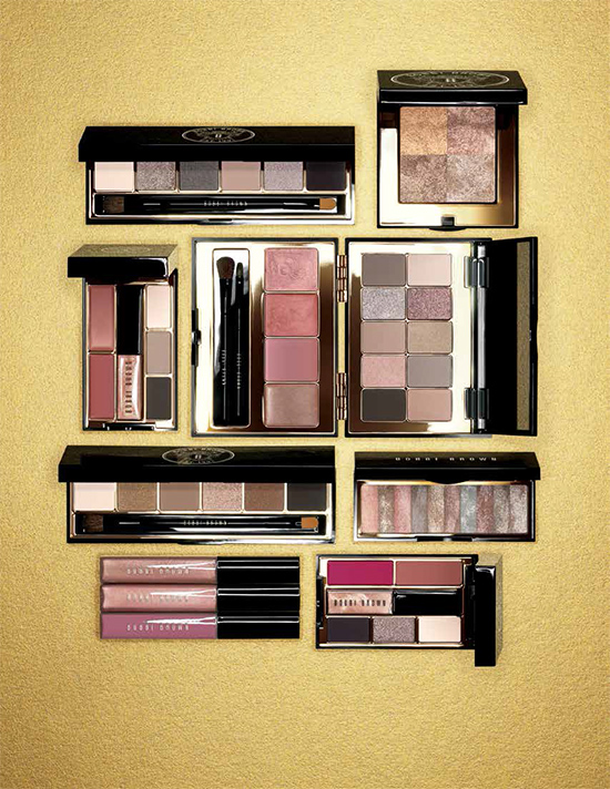 Bobbi Brown Holiday 2013 Collection