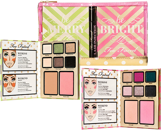 Too Faced Holiday 2013 Collection