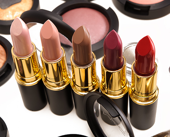 MAC Divine Night Lipstick