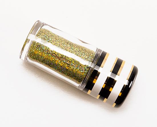 MAC 3D Gold Glitter