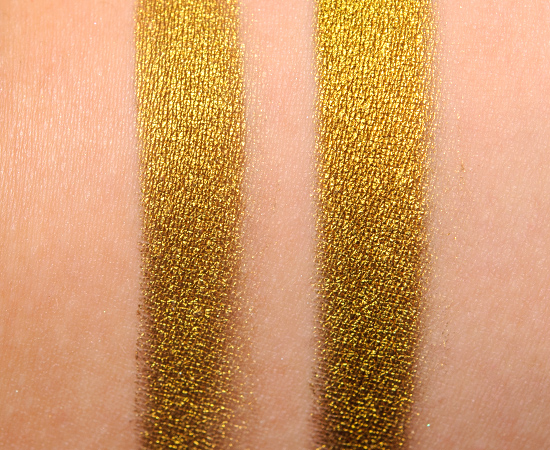 Makeup Geek Liquid Gold Pigment