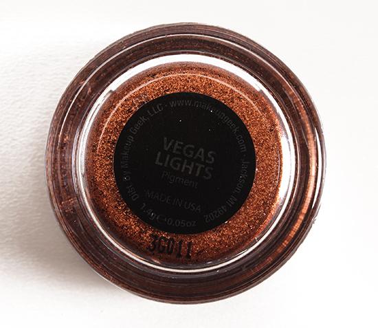 Makeup Geek Vegas Lights Pigment