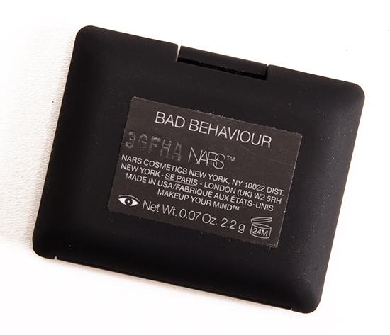 NARS Bad Behaviour Eyeshadow