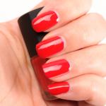 NARS Lost Red Nail Polish