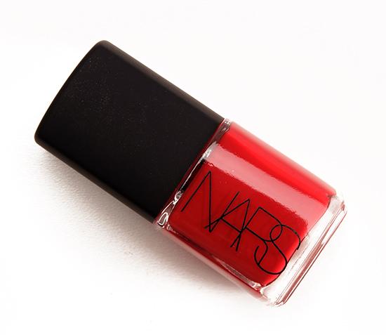 NARS Tomorrow\'s Red Nail Polish