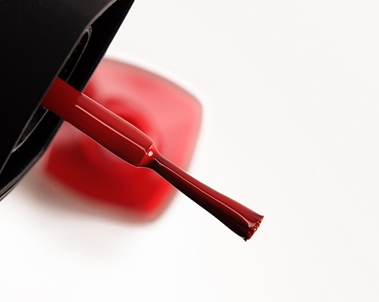 NARS Tomorrow's Red Nail Polish