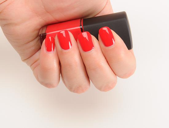NARS Tomorrow's Red Nail Polish