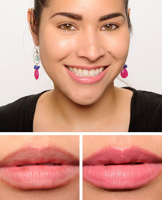 NYX Blush Round Lipstick