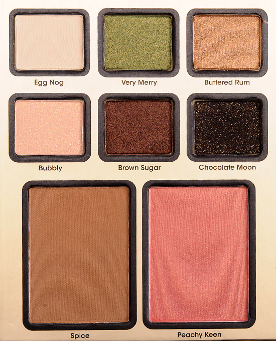 Too Faced Be Merry, Be Bright Makeup Palettes