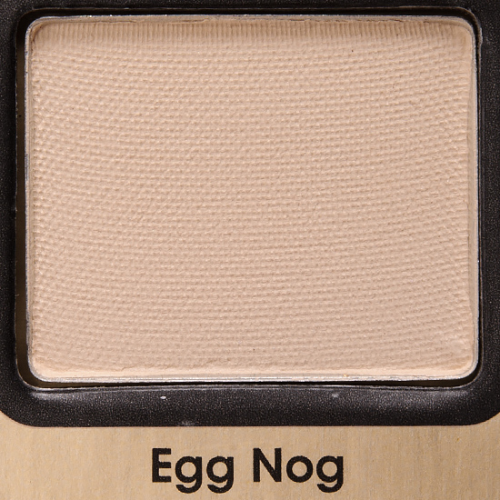 Too Faced Egg Nog Eyeshadow