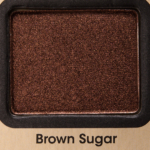 Too Faced Brown Sugar Eyeshadow