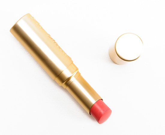 Too Faced Coral Fire La Creme Lipstick