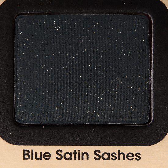 Too Faced Blue Satin Sashes Eyeshadow
