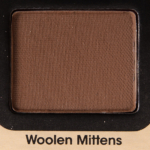Too Faced Woolen Mittens Eyeshadow