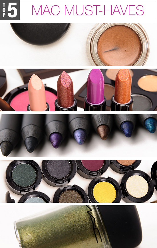 Makeup Must Haves For Beginners: 5 Must-Have MAC Makeup Products