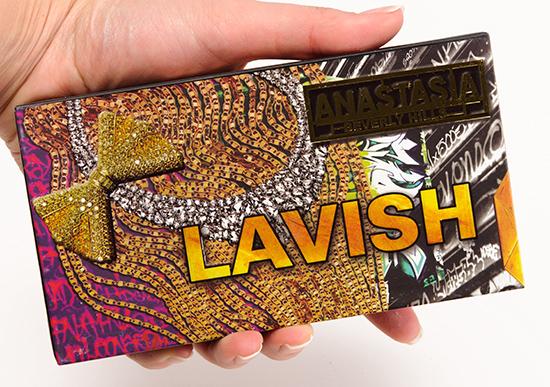 Anastasia Lavish Eyeshadow Palette