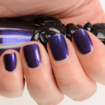 Anna Sui Minnie Mouse Midnight Purple (200) Nail Color