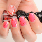 Anna Sui Minnie Mouse Passion Red (400) Nail Color