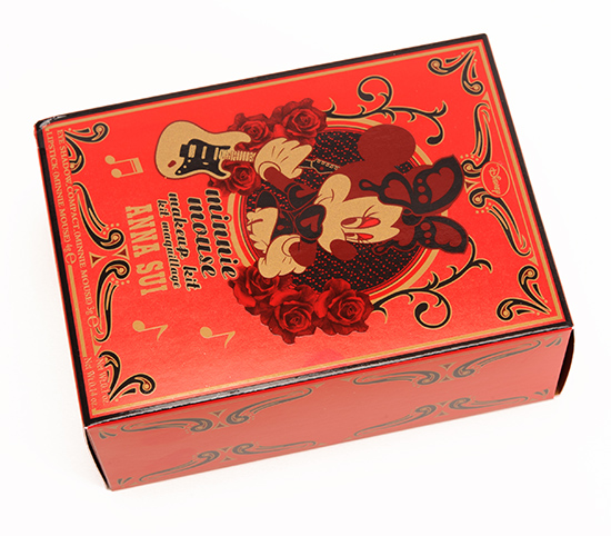 Anna Sui x Minnie Mouse Rock Song Makeup Kit
