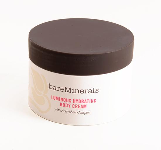 bareMinerals Luminous Hydrating Body Cream