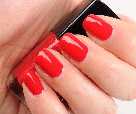 Chanel Rouge Rubis Le Vernis Nail Lacquer