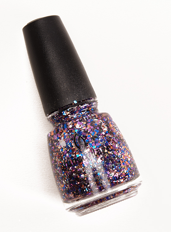 China Glaze Your Present Required over All Wrapped Up Nail Lacquer