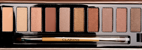 Clarins The Essentials Eye Palette