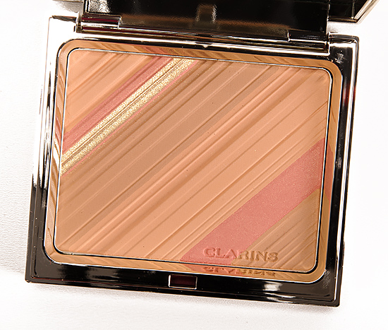Clarins Graphic Expression Face & Blush Powder Palette