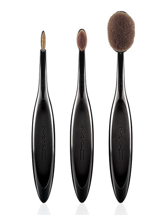 MAC Masterclass Brush Collection