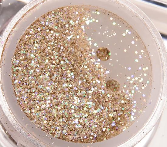 Lit Champagne Wishes Glitter