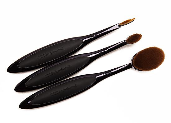 MAC Masterclass Brushes