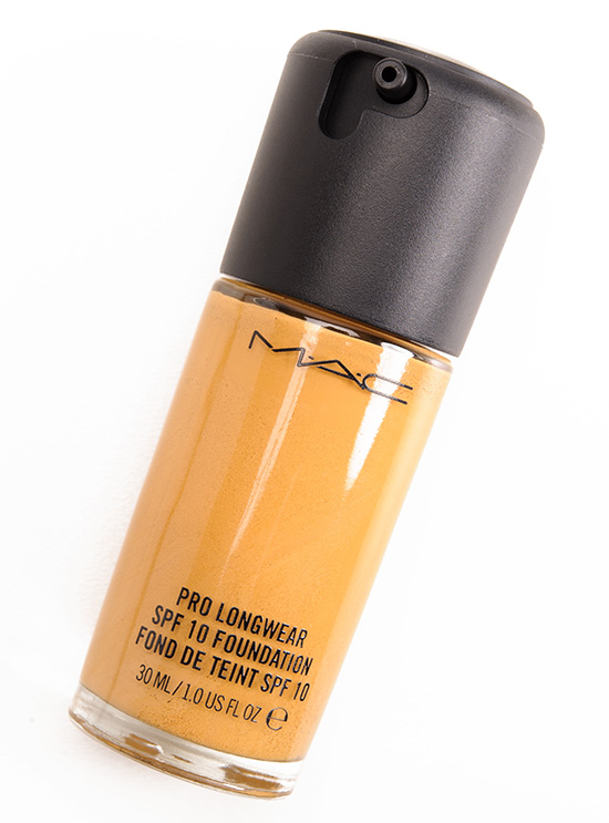 Pro Foundation Mixers By Nyx Professional Makeup: MAC NC42 Pro Longwear Liquid Foundation Review & Swatches
