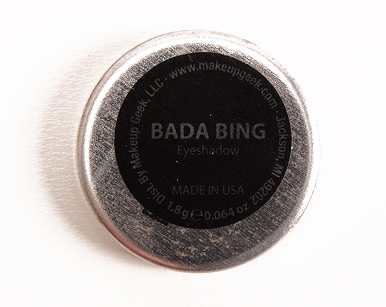 Makeup Geek Bada-Bing Eyeshadow