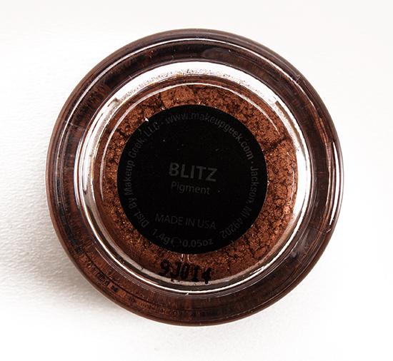 Makeup Geek Blitz Pigment