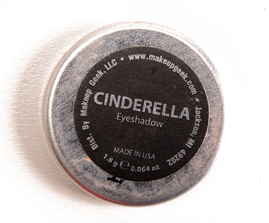 Makeup Geek Cinderella Eyeshadow